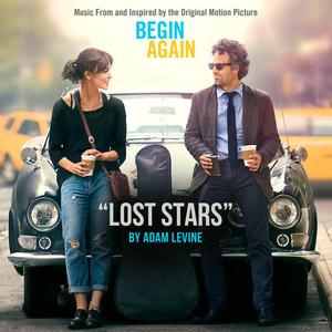 lost stars - piano accompaniment ● adam levine