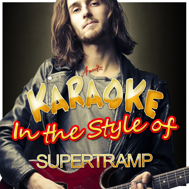 Crazy (In the Style of Supertramp) [Karaoke Version]