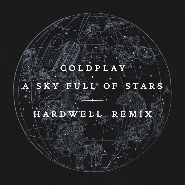A Sky Full of Stars - Hardwell Remix