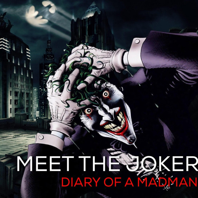 Meet the Joker: Diary of a Madman