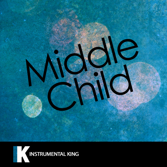 MIDDLE CHILD (In the Style of J. Cole) [Karaoke Version]