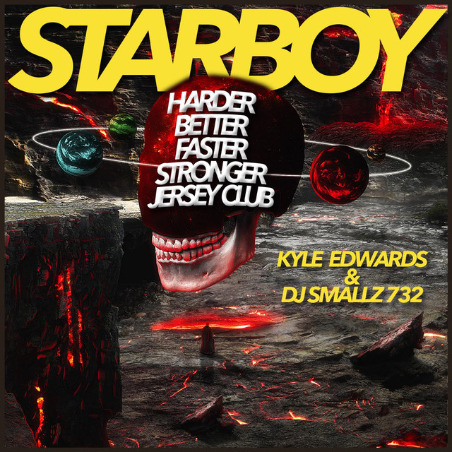 Starboy (Harder Better Faster Stronger Jersey Club)