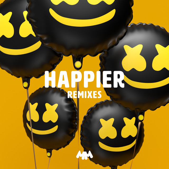 Happier - Frank Walker Remix