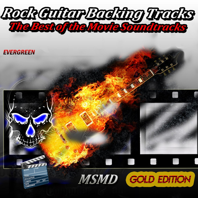Battle Without Honor or Humanity (Rock Guitar Backing Track) - From