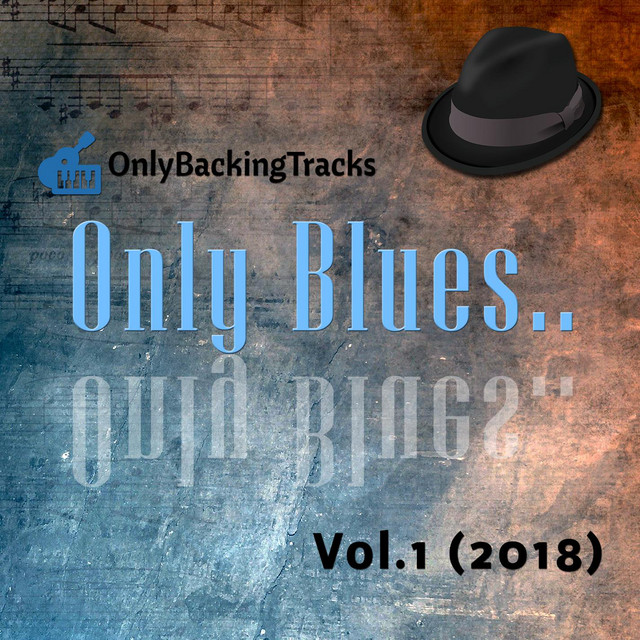 B Minor Slow Long Blues Backing Track 60 Bpm