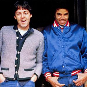 Say Paul McCartney Michael Jackson