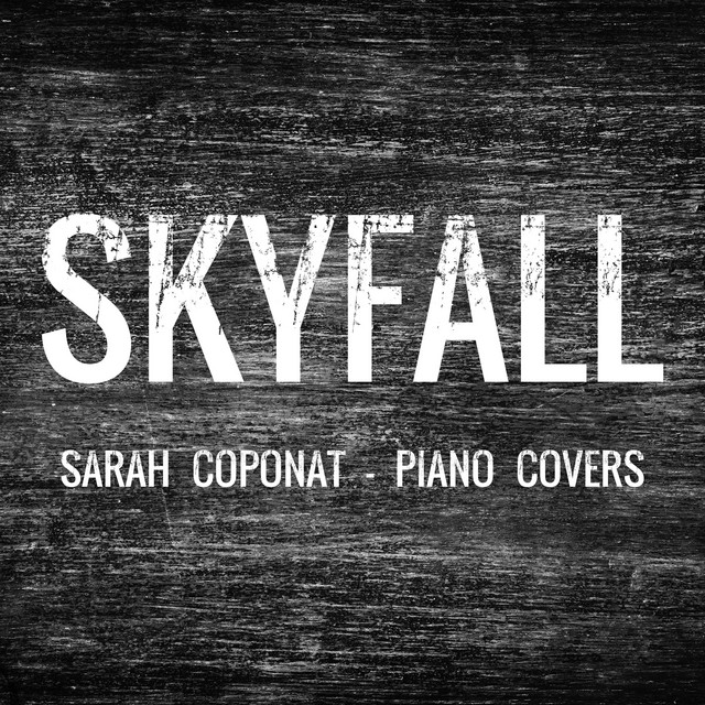 Skyfall - Piano Version