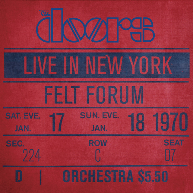 Rock Me [Live at Felt Forum, New York CIty, January 18, 1970 - Second Show]