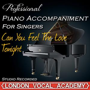 Can You Feel the Love Tonight - Piano Accompaniment